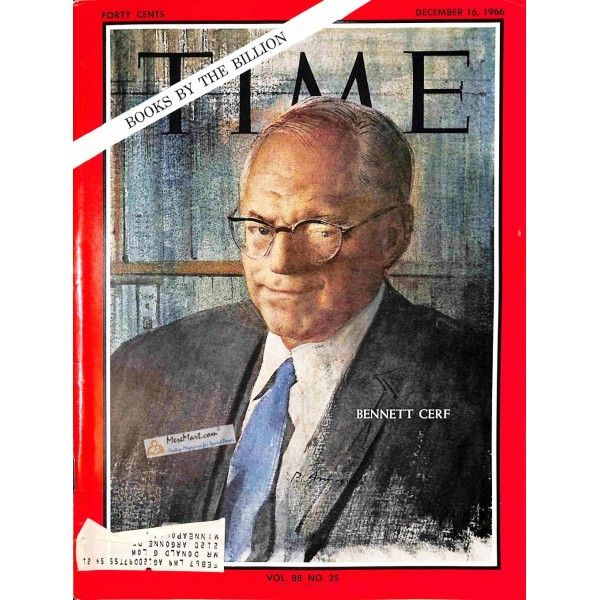 Time, December 16 1966 | $11.39