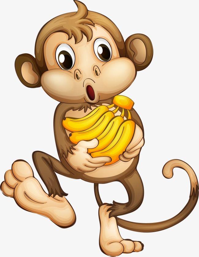 Multfilm Obezyanka Multfilm Obezyana Zhivotnyh Png Image And Clipart Cartoon Clip Art Cartoon Monkey Cute Art