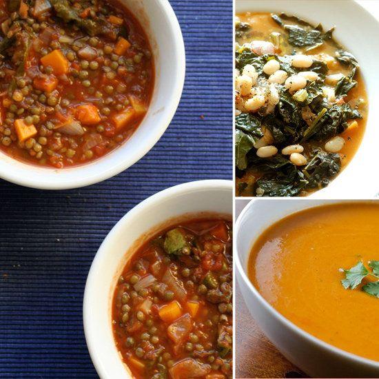 Low-Calorie Soups Under 300 Calories