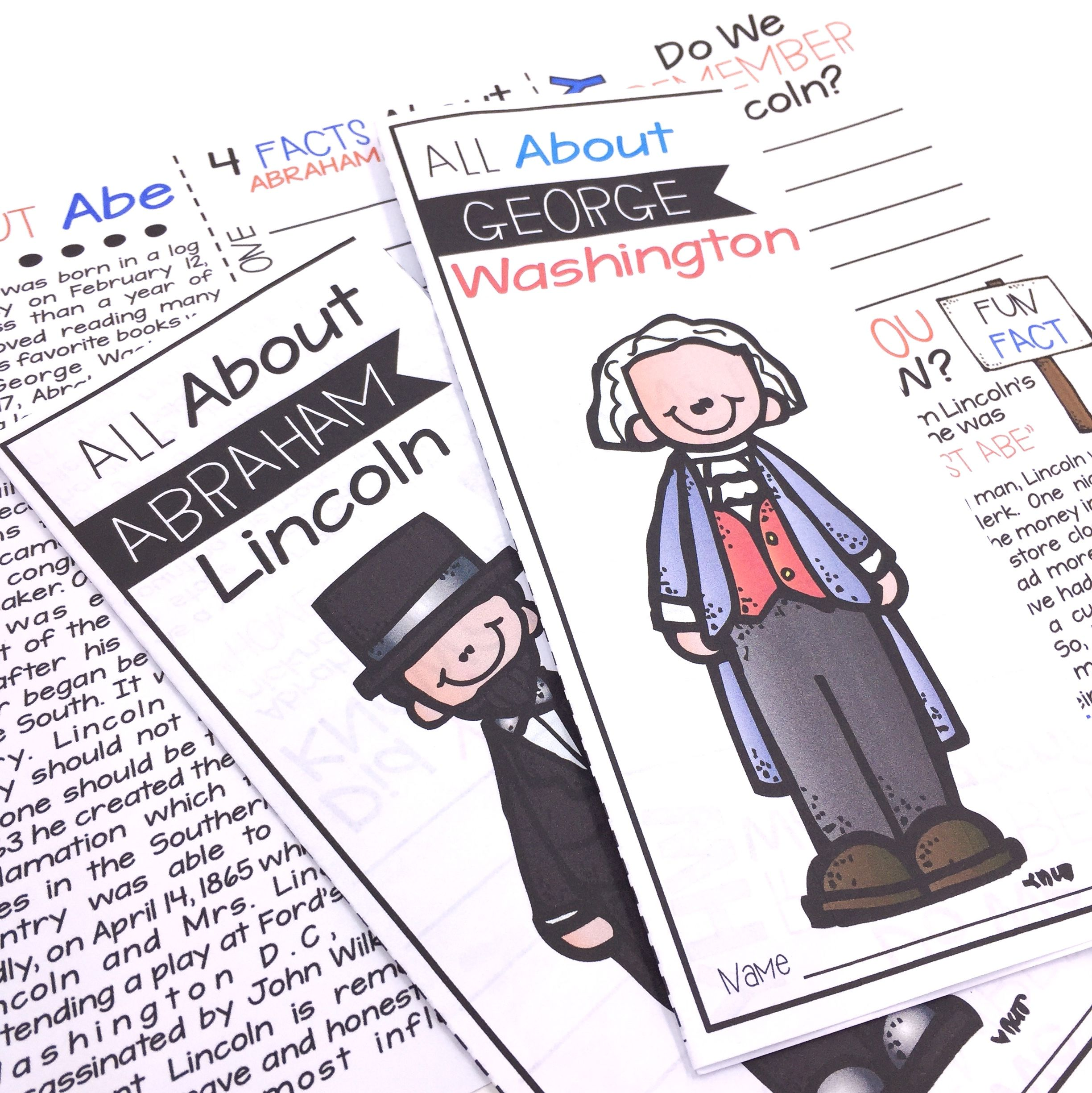 These brochures will help your students learn all our American heroes! You'll find engaging close reads, comprehension questions, timelines, and more within this brochure! Easy prep, just print and fold!