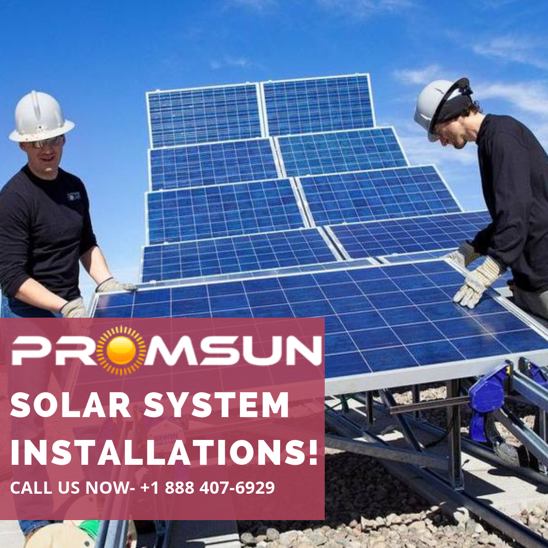 The Installation Of New Solar System It Usually Takes 1 2 Days Depending On The Size And Type Of Solar Syste Solar Installation Solar Residential Solar Panels