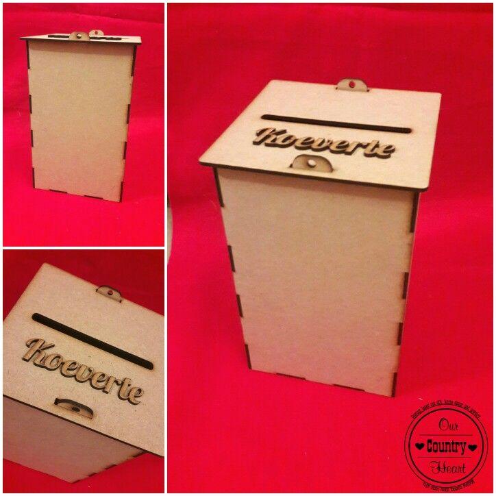 wedding letter box wedding letterbox wood