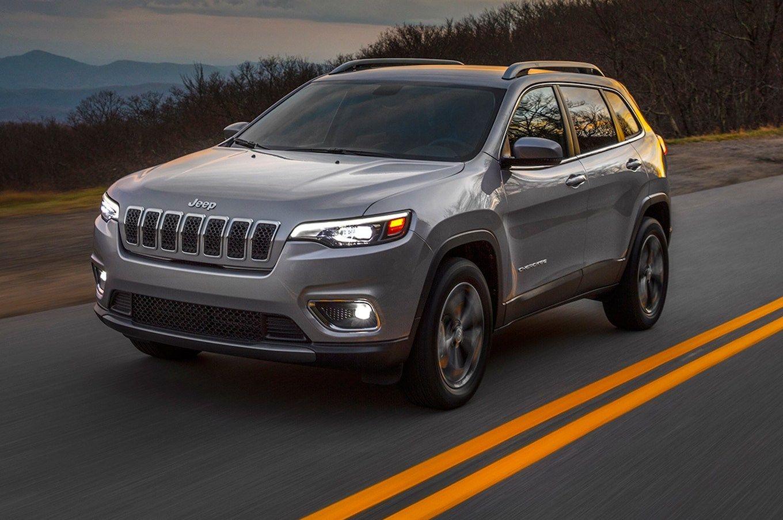 Best 2019 Grand Jeep Cherokee New Interior (con imágenes