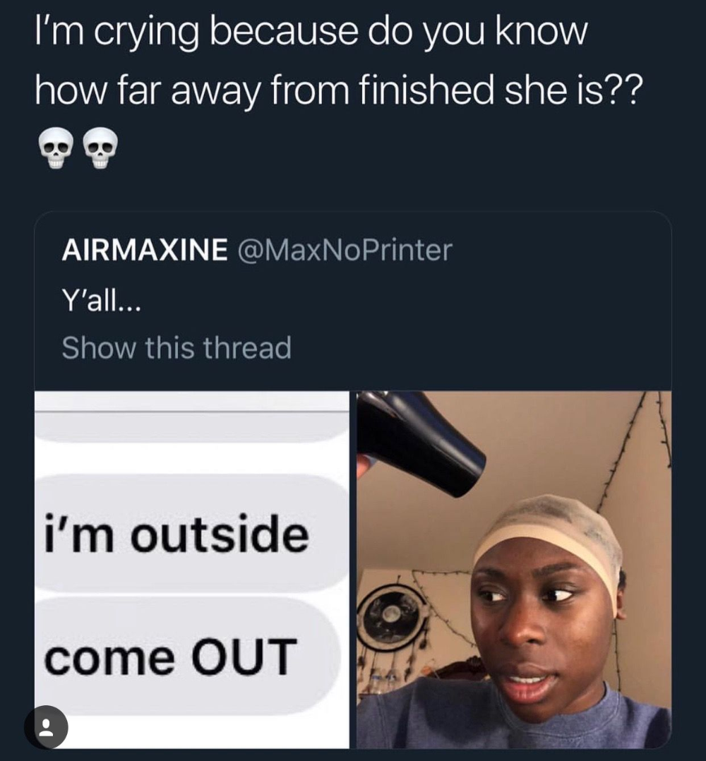55 Of The Funniest Tweets From Black Twitter This Week Really Funny Memes Funny Facts Funny Relatable Memes