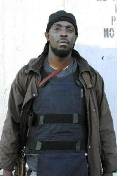 Omar Little (Michael K. Williams) The Wire