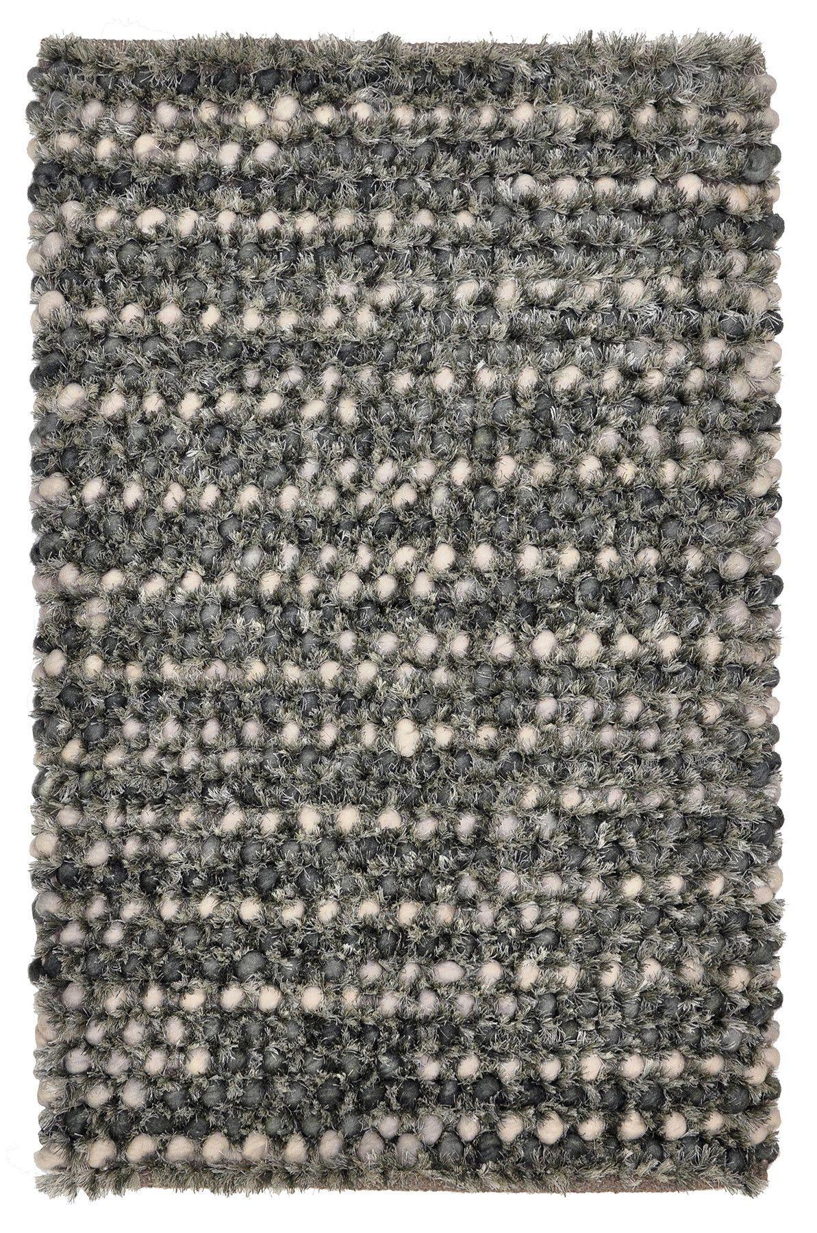 Kosas Home Caillou Shag Grey Area Rug Grey area rug