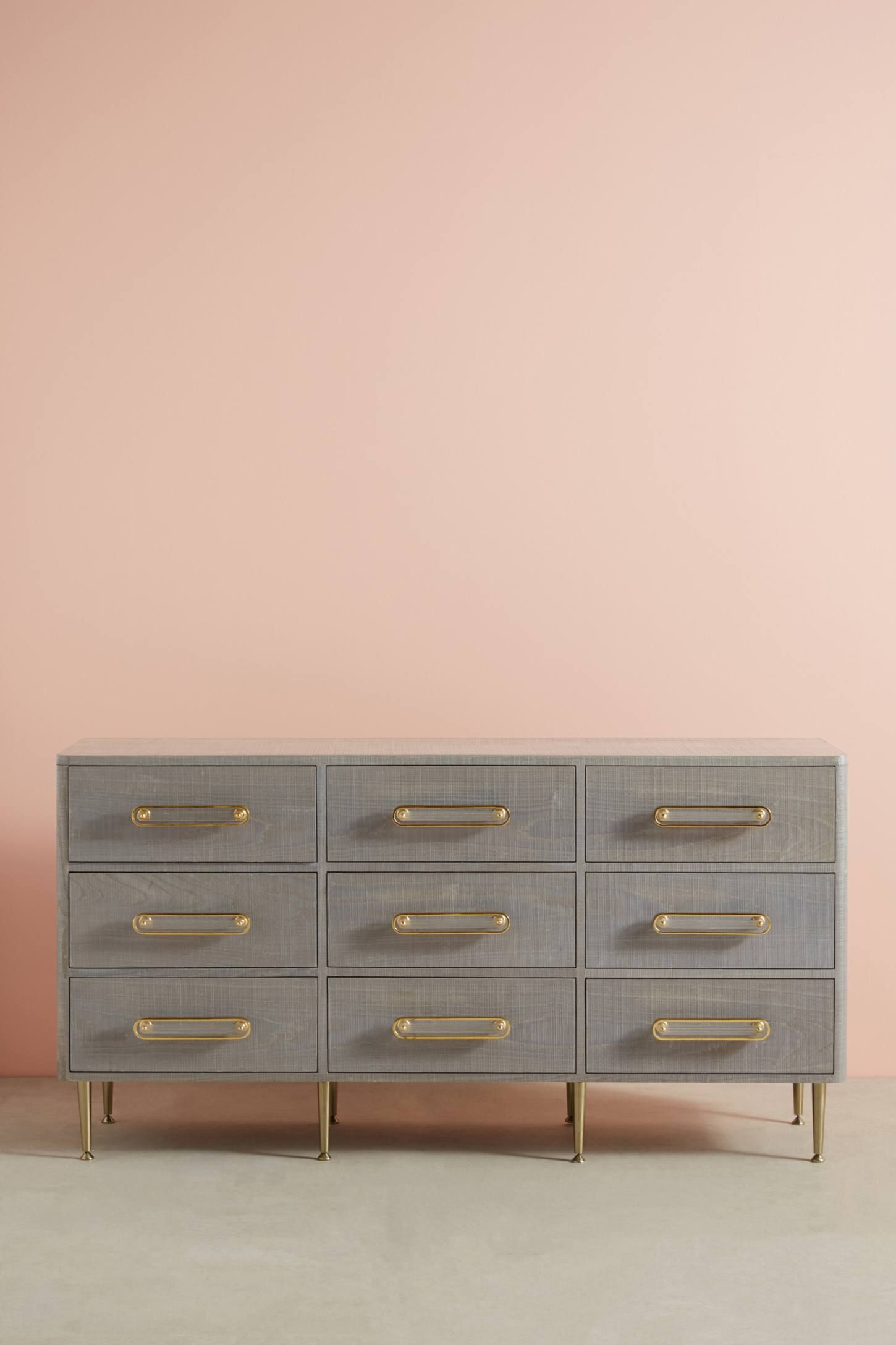 The Odetta Nine Drawer Dresser And More Anthropologie At Today Read Customer Reviews Discover Product Detailore