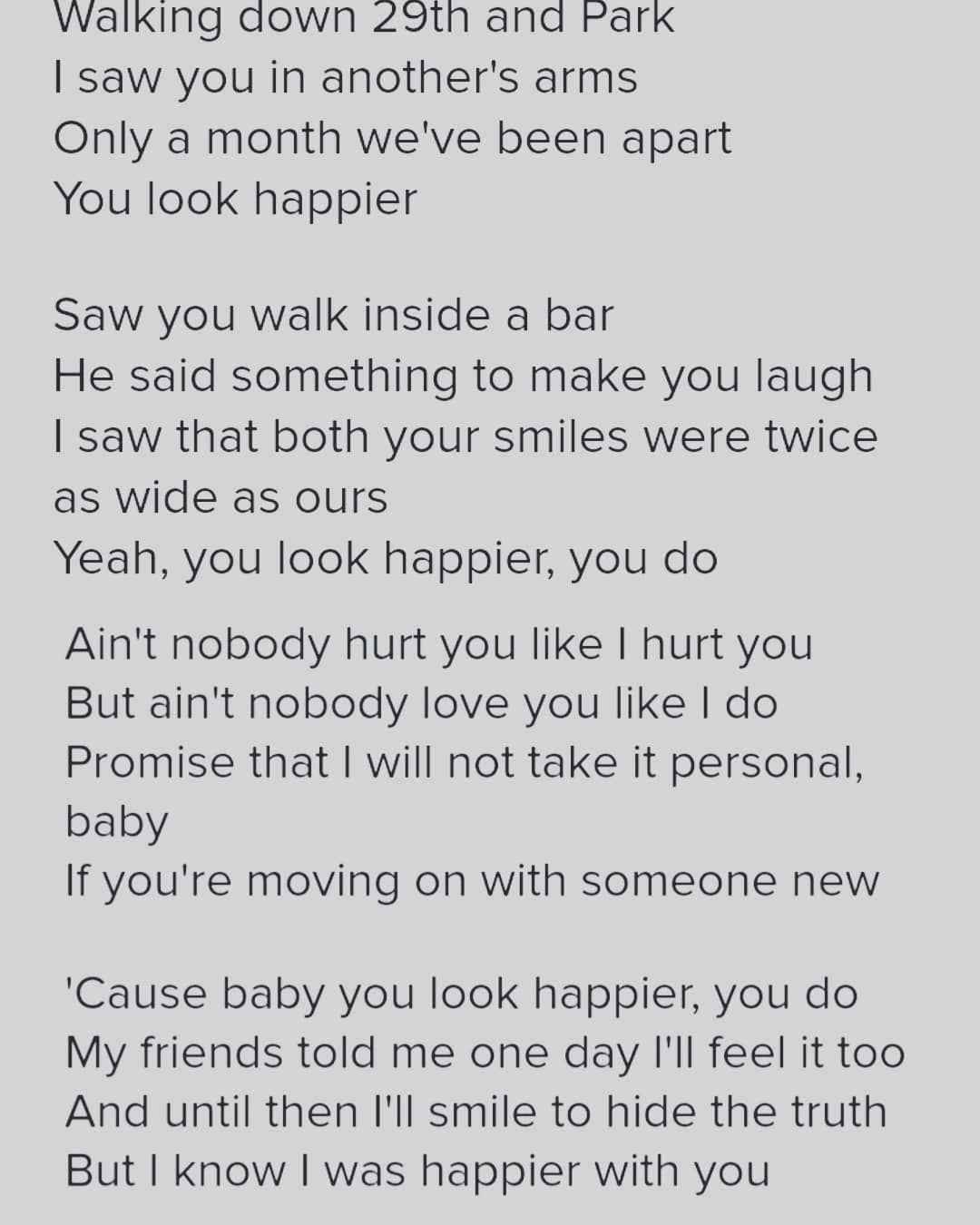 Happier By Ed Sheeran #edsheeran #happier #divide