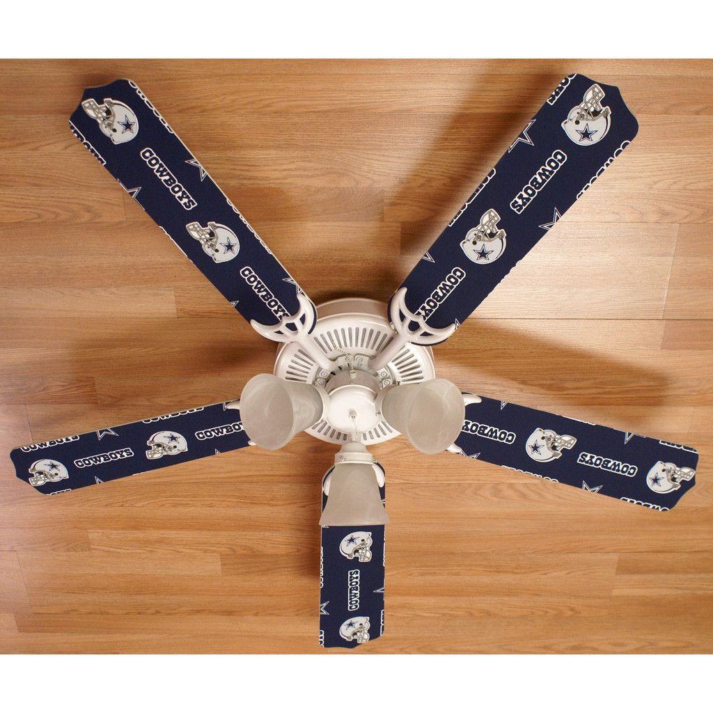 Dallas Cowboys 5 Blade Ceiling Fan