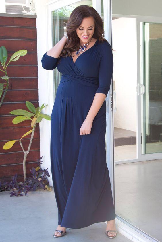 Okus Size Maxi Dress Desert Rain Maxi Dress Navy Shop