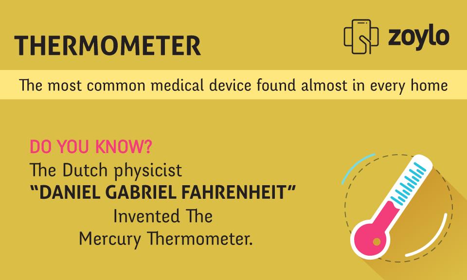 what did daniel gabriel fahrenheit invent