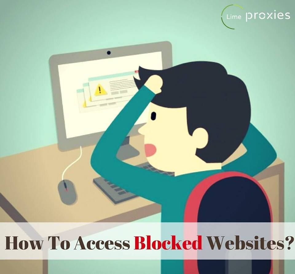 Most Of Us Would Have Definitely Been In A Situation Where Websites We Wish To Visit Have Been Blocked And I Feel Most Of U Blocking Websites Website Blocks
