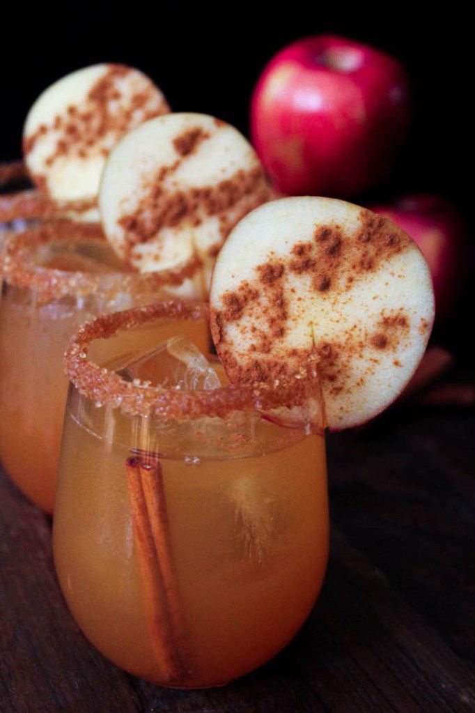 These Fall Cocktails Are Perfect for Crisp Autumn Days #cocktaildrinks