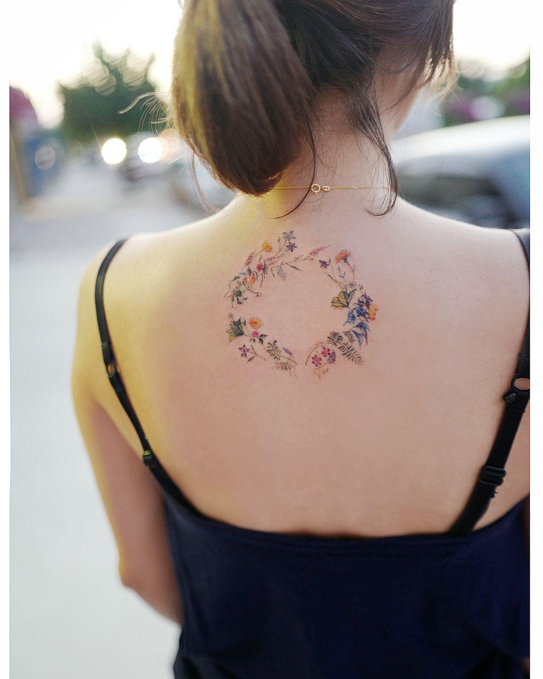 c1e758314 Click for 40 Tattoos That Highlight Femininity #tattoo #tattoos#tattoodesign  #tattooidea