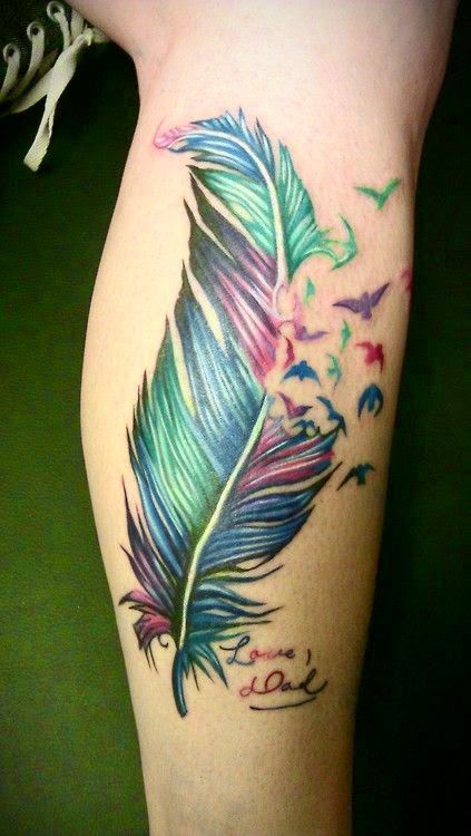Tatuajes Para Tobillos Talones Y Gemelos Plumas Pinterest - Tattoo-gemelos
