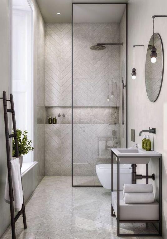 Pin By Daria Pratt On Air Bnb Remodel In 2020 Bathroom Interior Bathroom Interior Design Modern Bathroom Design