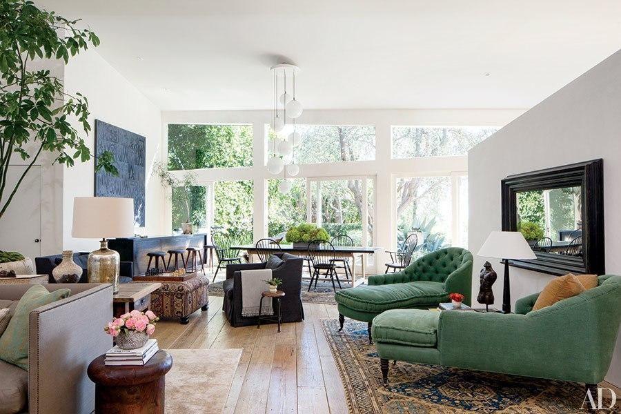 Chaise Longue Decorating Ideas Living Room Inspiration Malibu
