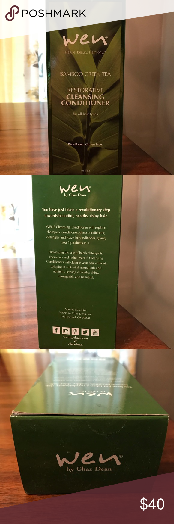 Wen cleansing conditioner, 16oz Cleansing conditioner