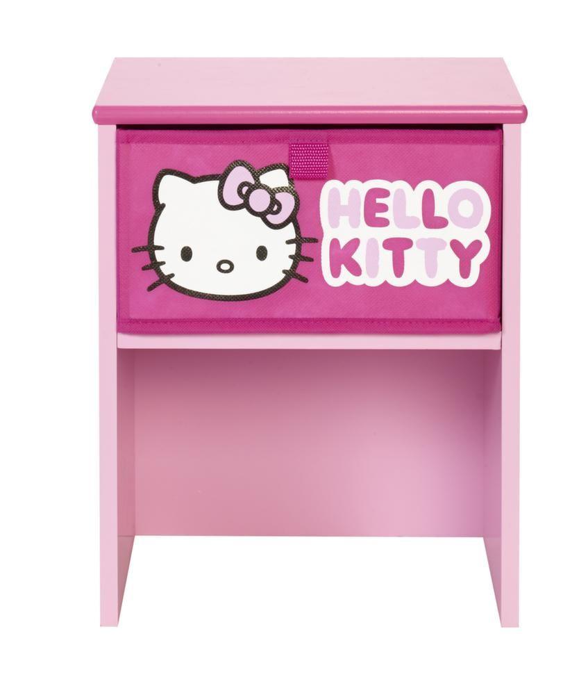 Table De Chevet Hello Kitty Sur