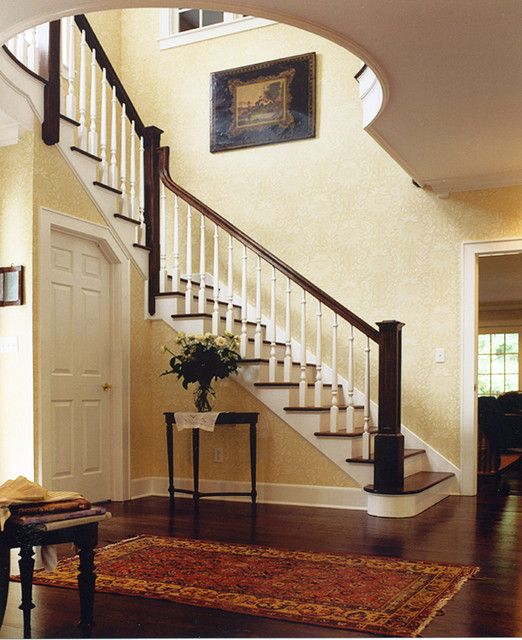 Beautiful Interior Staircase Ideas And Newel Post Designs: Image Result For Interesting Staircase
