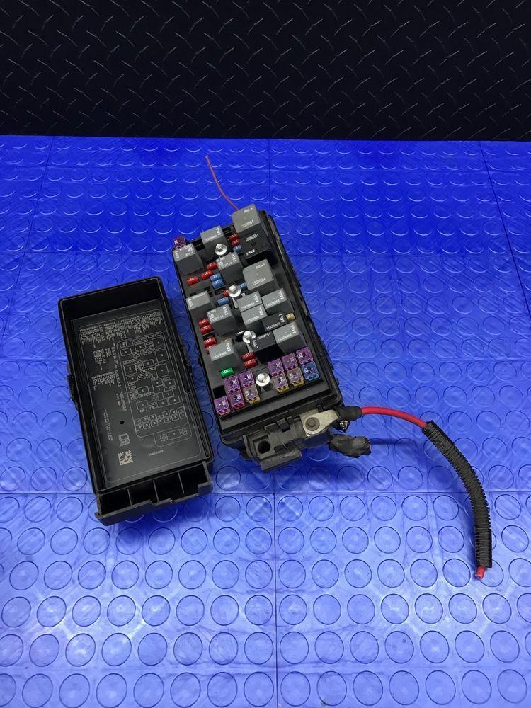 2010 malibu fuse box removal genuine gm malibu engine relay fuse power distribution junction  relay fuse power distribution junction