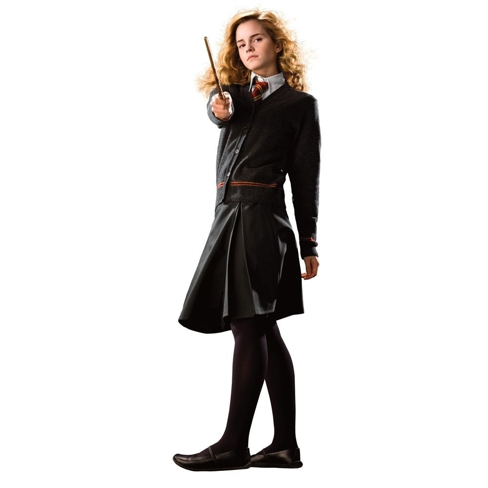 Hermione Giant Wall Decal Peel & Stick Harry Potter ...