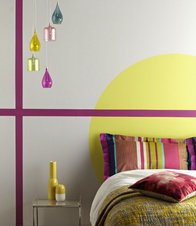 15 Cool wall paint color ideas for inspiration | Wall decorations ...