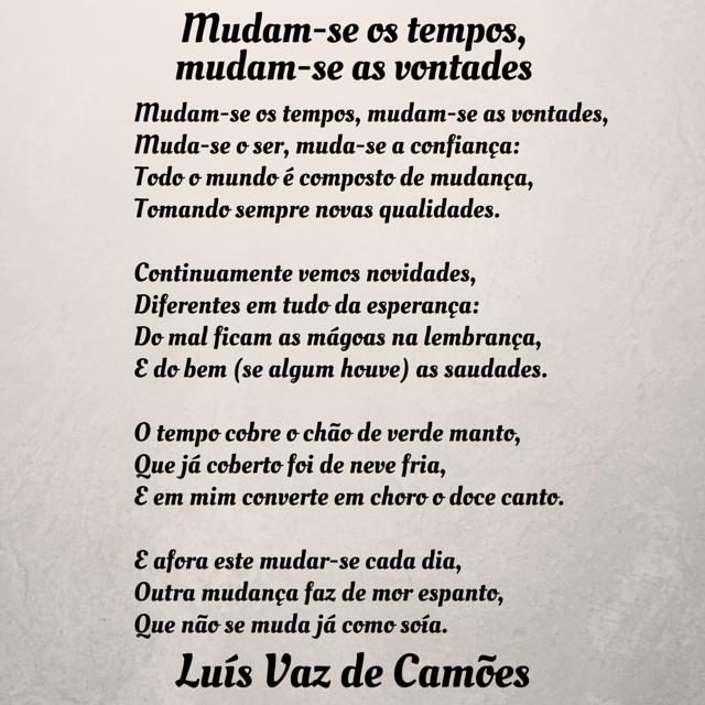 Pin Em Luis De Camoes