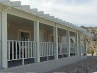 manufactured homes patio covers decks