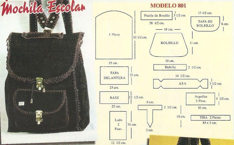 Crochet, ocurrencias y algo mas.... | bolsos | Pinterest | Bolsos ...