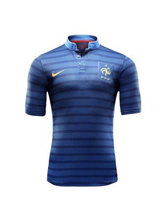 5aa103677e9 NIKE, Inc. - France 2012 National Team Home Kit | Jersey is Life ...