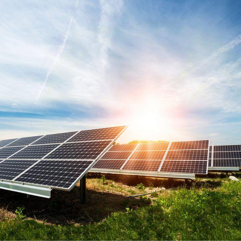 20MW Solar Farm Set to Power Crypto Mining in Rural