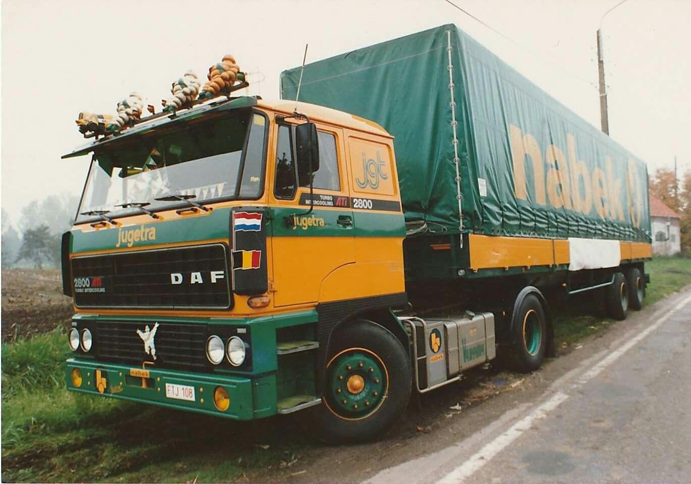 DAF 2800.