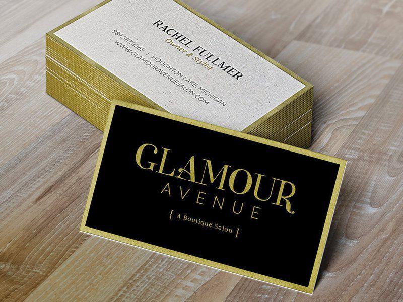 Image Result For Boutique Owner Offer Card Boutique Business Cards Business Cards Creative Business Card Design