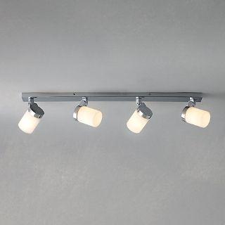 Buy john lewis alpha 4 light bar bathroom ceiling light online at buy john lewis alpha 4 light bar bathroom ceiling light online at johnlewis aloadofball Gallery