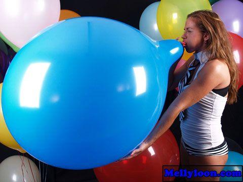 Best balloon fetish