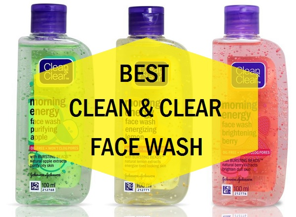 Clean And Clear Morning Energy Face Wash Lemon Review In 2020 Face Wash Lemon On Face Best Face Products