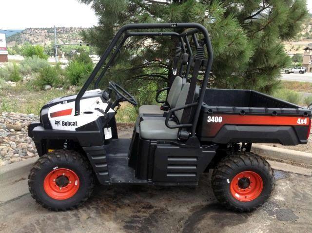 Bobcat Utility Vehicle 3400 | Bobcat Equipment | Bobcat equipment