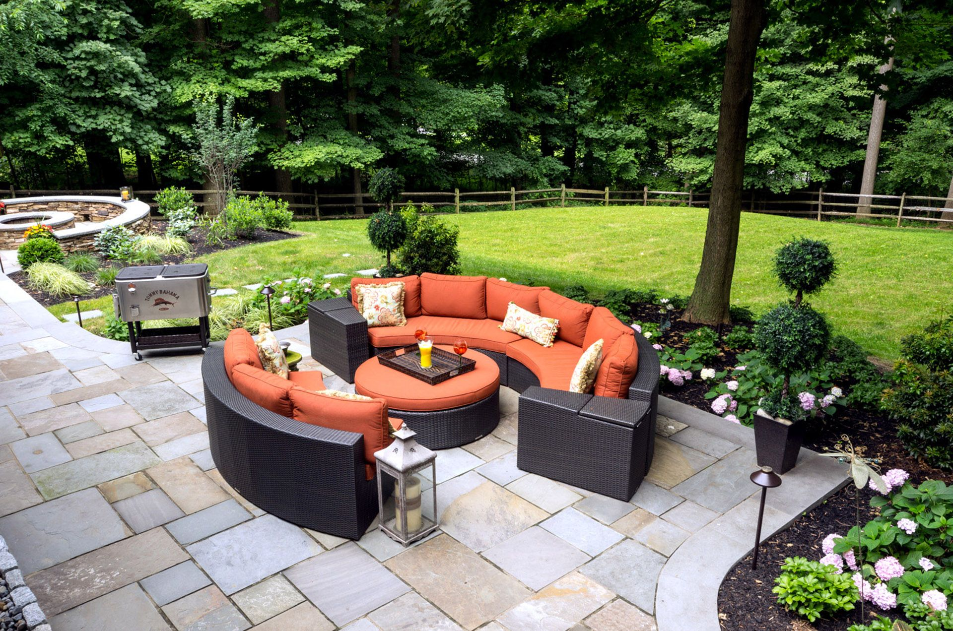 How DiSabatino Landscaping and Esposito Masonry Merged ... on Disabatino Outdoor Living id=34171