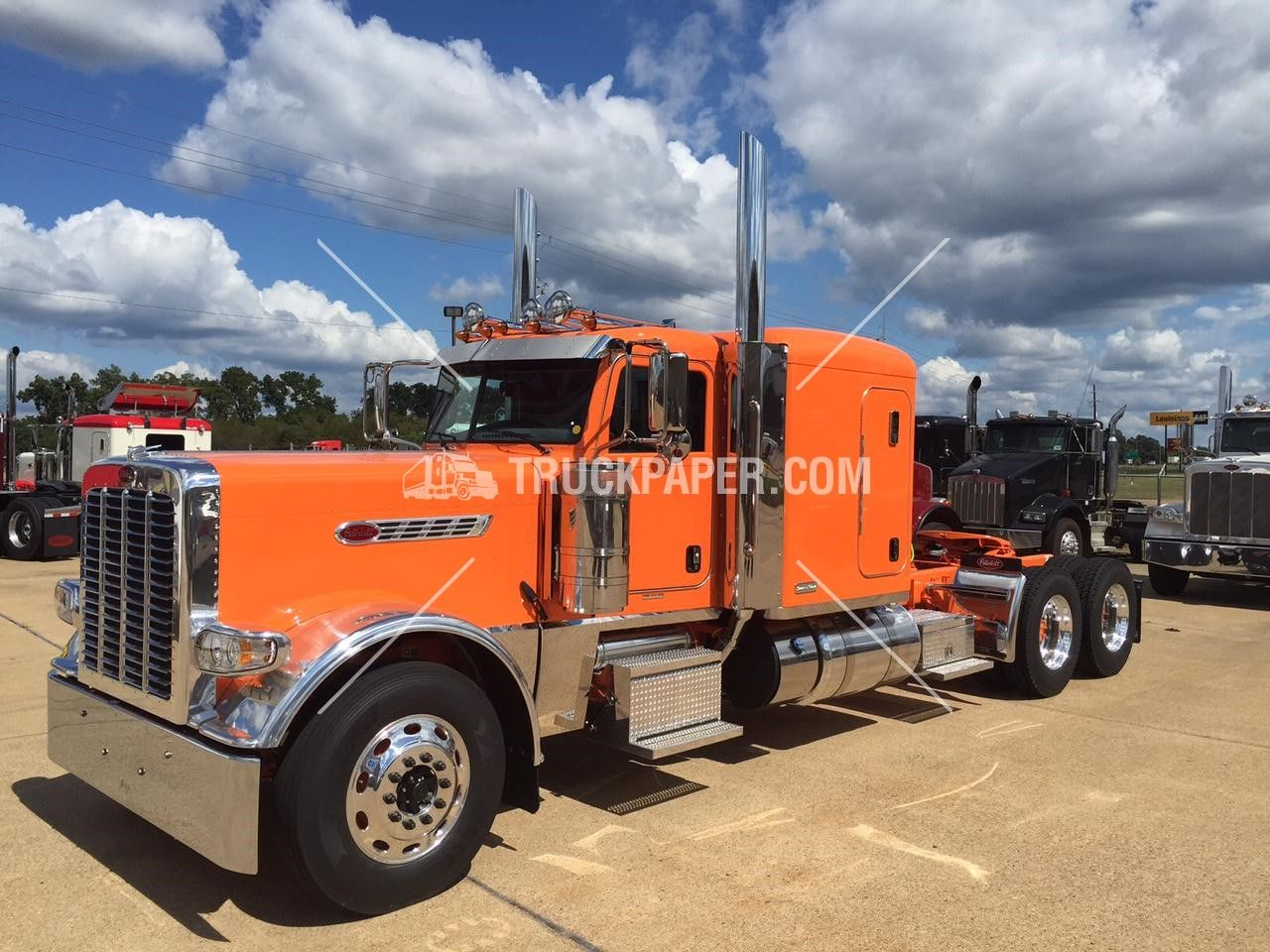 2016 peterbilt 389 pride class heavy duty trucks conventional trucks w sleeper for