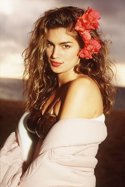 What age is cindy crawford-8958