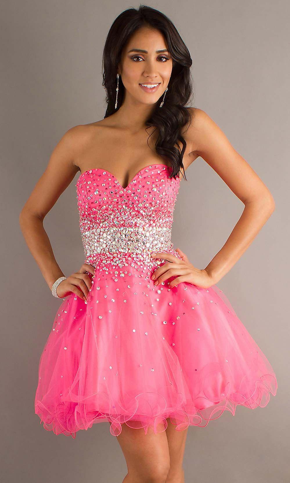 new prom dress short prom dress pink prom dress cute prom