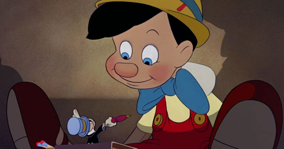 Pinocchio Lie