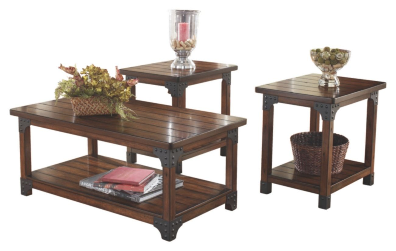 Best Signature Design Murphy Occasional 3 Pc Table Set Ashley 400 x 300