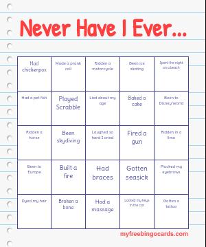 Myfreebingocards Com Free Printable And Virtual Human Bingo Cards And Games Bingo Card Generator Bingo Cards Printable Custom Bingo Cards
