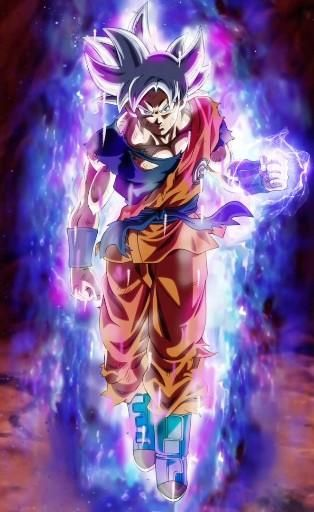 Ultra Instinct Goku Live Wallpaper Video Anime Dragon Ball Goku Dragon Ball Wallpaper Iphone Dragon Ball Super Artwork