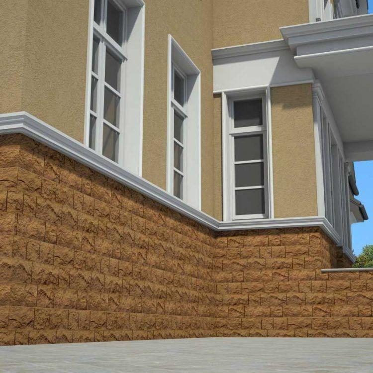 Molduras para fachadas exteriores - Soluciones de decoración confeccionadas #exteriordecor
