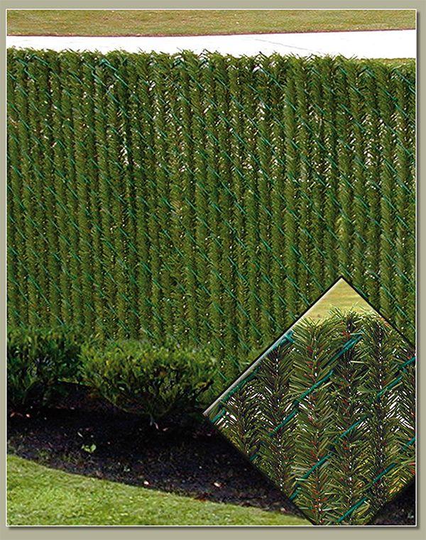Hedgelink Slats Privacy Landscaping Privacy Landscaping