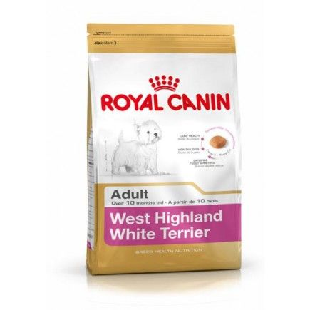 Royal Canin West Highland White Terrier Royal Canin Dog Food Royal Canin Dog Food Dog Food Online Dog Food Comparison