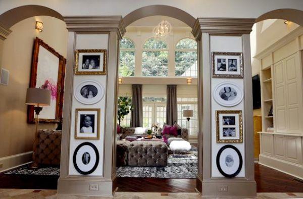 Inside RHOA Kandi Burrussu0027 Eccentric Atlanta Home